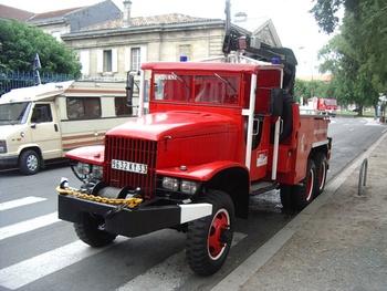 <h2>Véhicule de secours animalier - Libourne - Gironde (33)</h2>