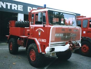 <h2>Camion-citerne pour feux de forêts - Baud - Morbihan (56)</h2>