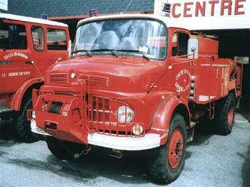 <h2>Camion-citerne pour feux de forêts - Guémené-sur-Scorff - Morbihan (56)</h2>
