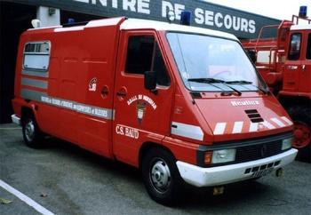Véhicule de secours et d'assistance aux victimes, Sapeurs-pompiers, Morbihan (56)