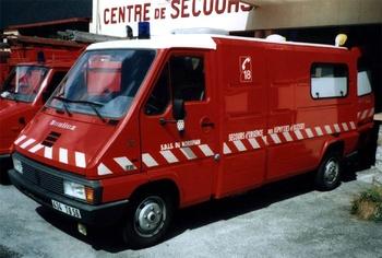 <h2>Véhicule de secours et d'assistance aux victimes - Guémené-sur-Scorff - Morbihan (56)</h2>