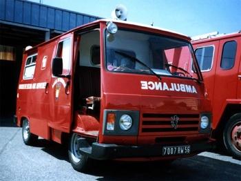 <h2>Véhicule de secours et d'assistance aux victimes - Hennebont - Morbihan (56)</h2>