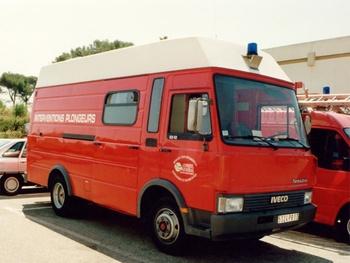 Véhicule de secours nautique, Sapeurs-pompiers, Bouches-du-Rhône (13)