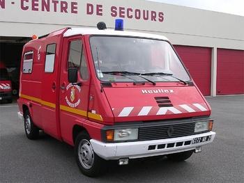 Véhicule de secours et d'assistance aux victimes, Sapeurs-pompiers, Finistère (29)