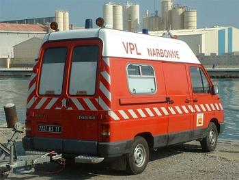<h2>Véhicule de secours nautique - Narbonne - Aude (11)</h2>