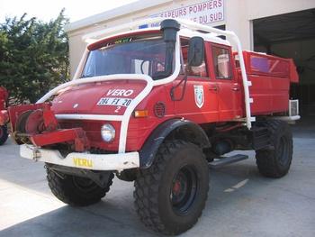 <h2>Camion-citerne pour feux de forêts - Vero - Corse-du-Sud (2A)</h2>