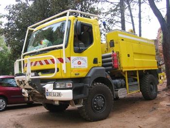 <h2>Camion-citerne pour feux de forêts - Piana - Corse-du-Sud (2A)</h2>