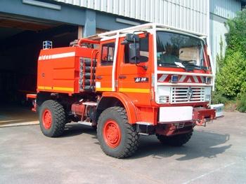 <h2>Camion-citerne pour feux de forêts - Honfleur - Calvados (14)</h2>