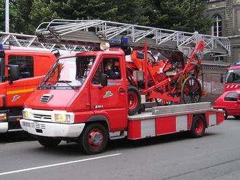 <h2>Echelle sur porteur motorisée - Communauté urbaine de Lille - Nord (59)</h2>