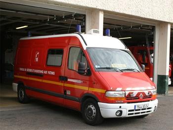 Véhicule de secours et d'assistance aux victimes, Sapeurs-pompiers, Dordogne (24)