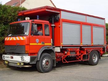 Fourgon de secours techniques, Sapeurs-pompiers, Essonne (91)