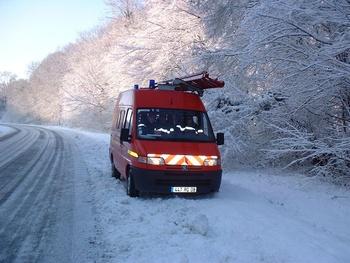 <h2>Véhicule pour interventions diverses - Mouzon - Ardennes (08)</h2>