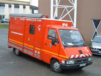<h2>Véhicule poste de commandement - Osny - Val-d'Oise (95)</h2>