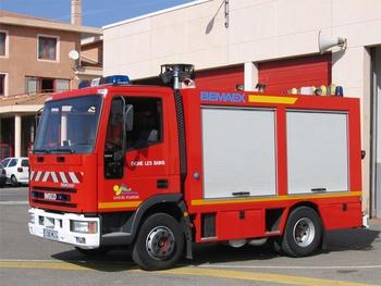 Véhicule de secours routier, Sapeurs-pompiers, Alpes-de-Haute-Provence (04)