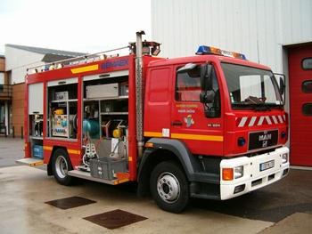 <h2>Véhicule de secours routier - Vesoul - Haute-Saône (70)</h2>