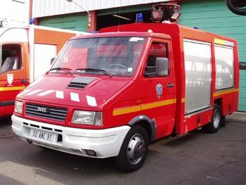 Véhicule de secours routier, Sapeurs-pompiers, Essonne (91)