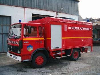 <h2>Dévidoir automobile - Champagnole - Jura (39)</h2>
