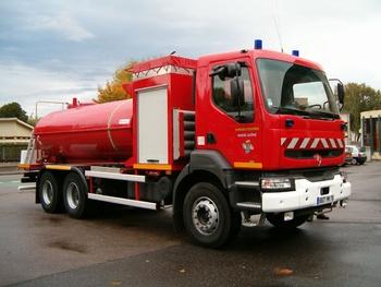 <h2>Camion-citerne de grande capacité - Vesoul - Haute-Saône (70)</h2>