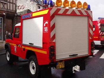<h2>Véhicule de secours routier - Etrepagny - Eure (27)</h2>