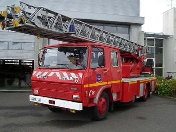 Echelle pivotante, Sapeurs-pompiers, Loiret (45)