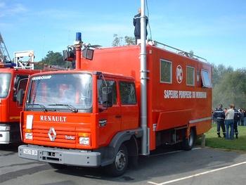 <h2>Véhicule poste de commandement - Grand-Champ - Morbihan (56)</h2>