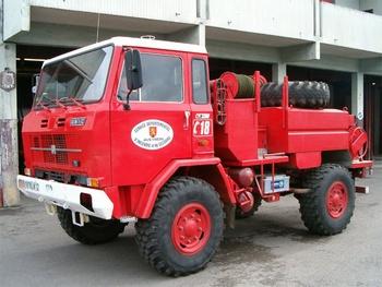 <h2>Camion-citerne pour feux de forêts - Villefranche-de-Rouergue - Aveyron (12)</h2>
