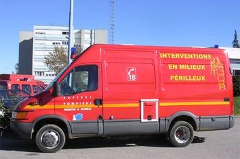 <h2>Véhicule pour interventions en milieu périlleux - Nancy - Meurthe-et-Moselle (54)</h2>