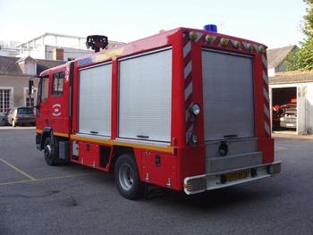 <h2>Véhicule de secours routier - Châteauroux - Indre (36)</h2>