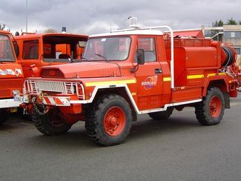 Camion-citerne pour feux de forêts, Sapeurs-pompiers, Loire-Atlantique (44)