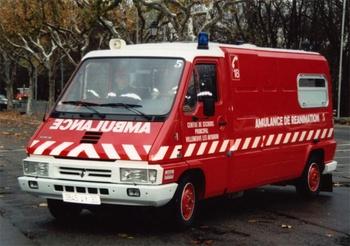 <h2>Ambulance de réanimation - Villeneuve-les-Avignon - Gard (30)</h2>
