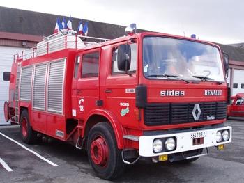 Véhicule mousse, Sapeurs-pompiers, Eure (27)