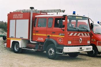 <h2>Fourgon-pompe tonne - Istres - Bouches-du-Rhône (13)</h2>