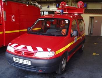<h2>Véhicule de protection et de sécurité - Saint-Etienne - Loire (42)</h2>
