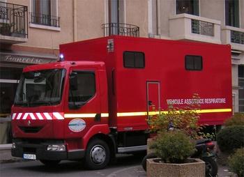 <h2>Véhicule d'assistance respiratoire - Gap - Hautes-Alpes (05)</h2>