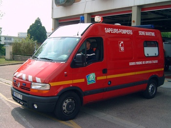 <h2>Véhicule de secours et d'assistance aux victimes - Le Havre - Seine-Maritime (76)</h2>
