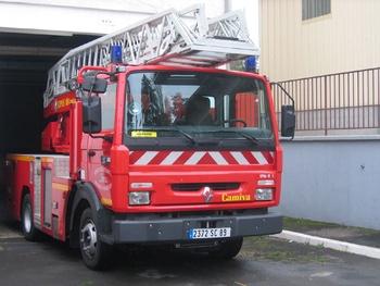 <h2>Echelle pivotante - Auxerre - Yonne (89)</h2>