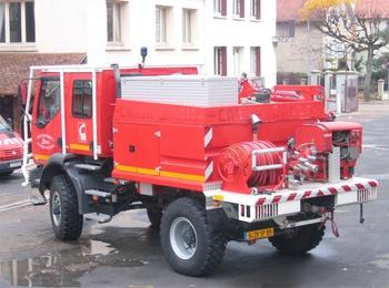 <h2>Camion-citerne pour feux de forêts - Auxerre - Yonne (89)</h2>