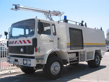 Véhicule mousse, Service de sécurité incendie, Corse-du-Sud (2A)