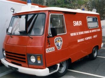 Véhicule de secours et d'assistance aux victimes, Marine nationale, Finistère (29)