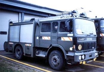<h2>Fourgon-pompe tonne - Orleans Bricy - Loiret (45)</h2>