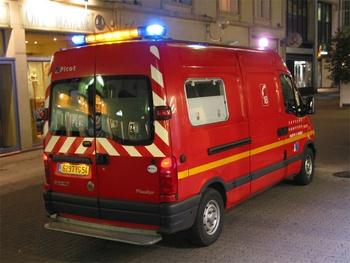 <h2>Véhicule de secours et d'assistance aux victimes - Nancy - Meurthe-et-Moselle (54)</h2>