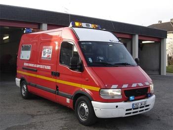 <h2>Véhicule de secours et d'assistance aux victimes - Martel - Lot (46)</h2>