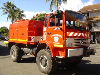 <h2>Camion-citerne pour feux de forêts - Nouméa - Nouvelle-Calédonie (988)</h2>
