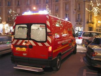 <h2>Véhicule de secours et d'assistance aux victimes - Toul - Meurthe-et-Moselle (54)</h2>