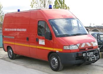 <h2>Véhicule de secours nautique - Bordeaux - Gironde (33)</h2>