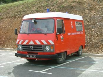 <h2>Véhicule de secours et d'assistance aux victimes - Mende - Lozère (48)</h2>