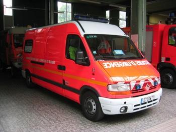 <h2>Véhicule de secours et d'assistance aux victimes - Fontainebleau - Seine-et-Marne (77)</h2>