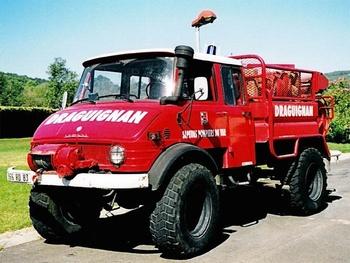 <h2>Camion-citerne pour feux de forêts - Draguignan - Var (83)</h2>
