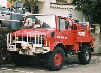 <h2>Camion-citerne pour feux de forêts - Tourves - Var (83)</h2>