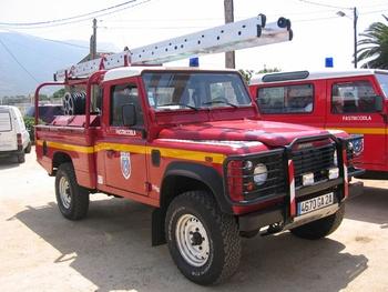 <h2>Camion-citerne pour feux de forêts léger - Pastricciola - Corse-du-Sud (2A)</h2>
